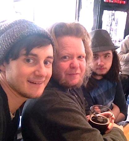 Me, Joey, Drew. <3